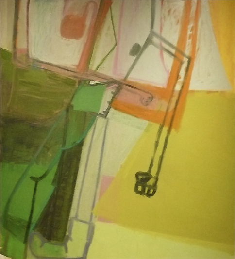 Amy Sillman painting 000