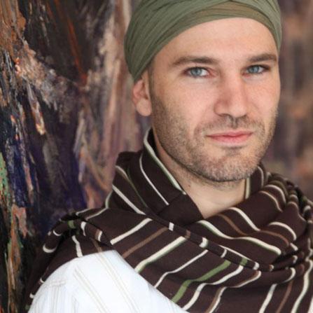 Ayman Baalbaki artist portrait