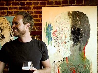 Tim Hussey artist portrait