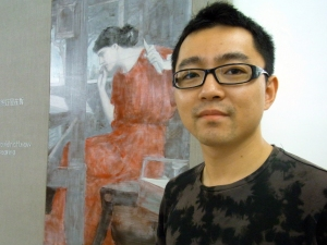 Li Qing artist painter