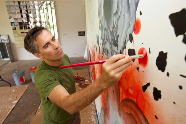 Daren Waterston artist