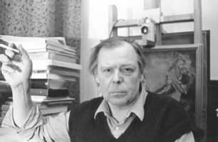 Povilas Ričardas Vaitiekūnas artist portrait