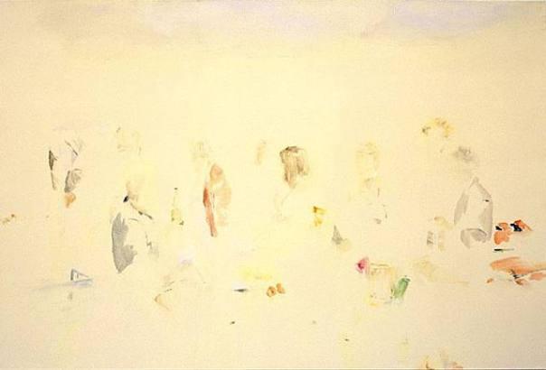 Maaike Schoorel painting