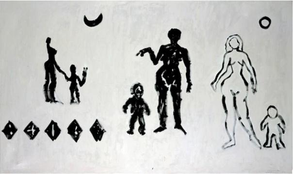 A. R. Penck art