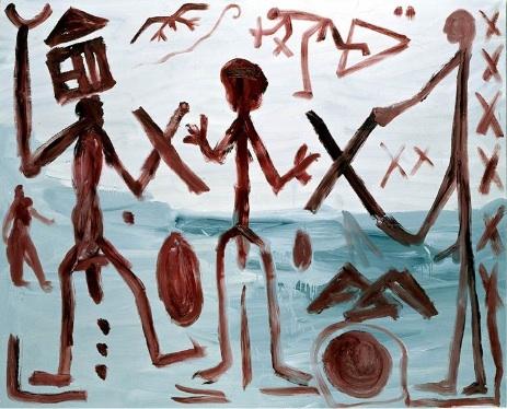A. R. Penck Kunst