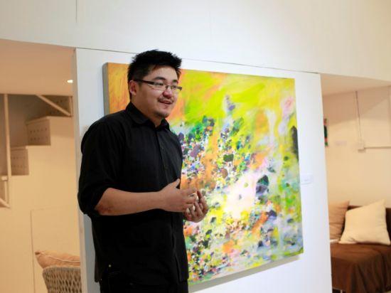 Jiajia Wang portrait artist