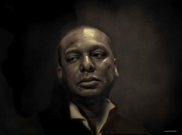 Michael Tedja artist portrait