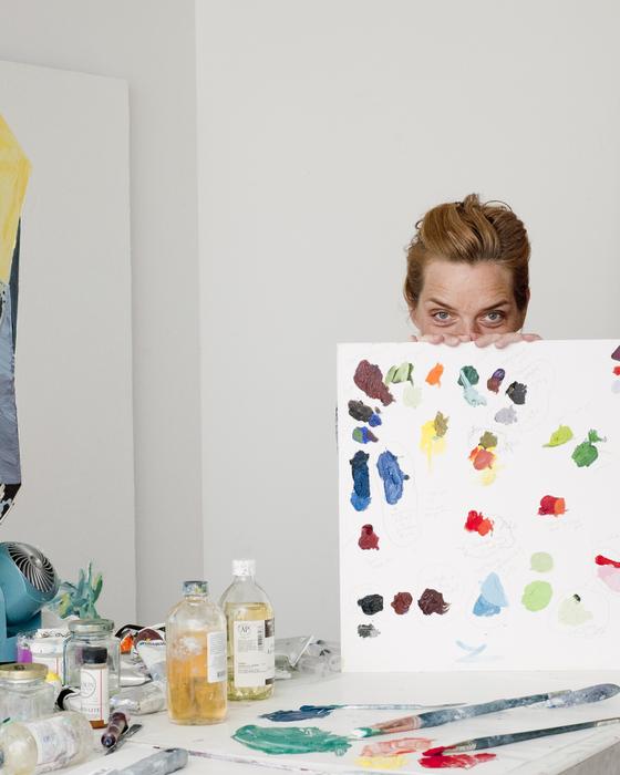 Edith Beaucage artist