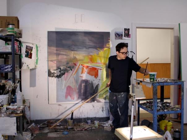 Martin Golland artist portrait