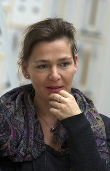 Sabine Moritz artist