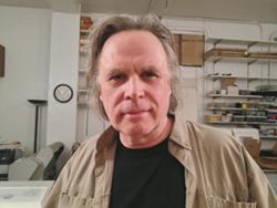Brian Wood artist