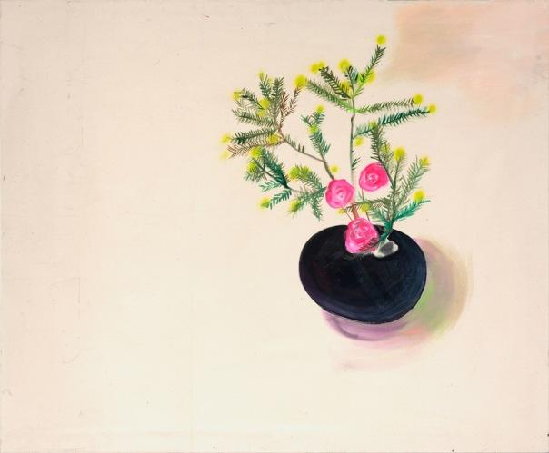 Eva Leena Eklund painting 2009