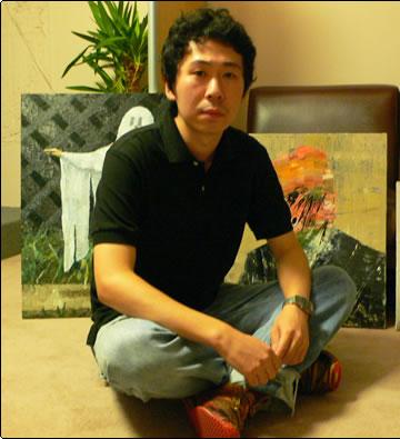 Marefumi Komura artist