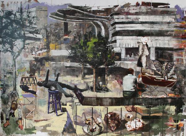 Marius Bercea painting 00