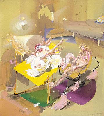 Michael Rittstein painting 0