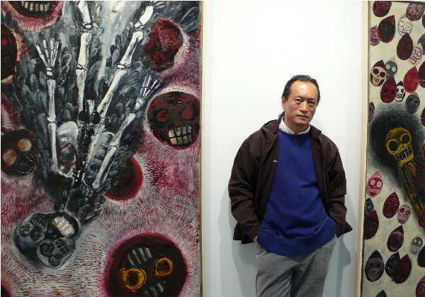 Sun Liang artist
