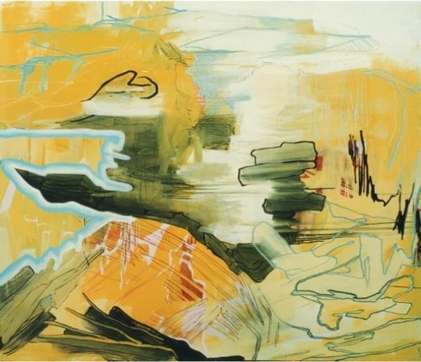 Wolf Raskin painting 0