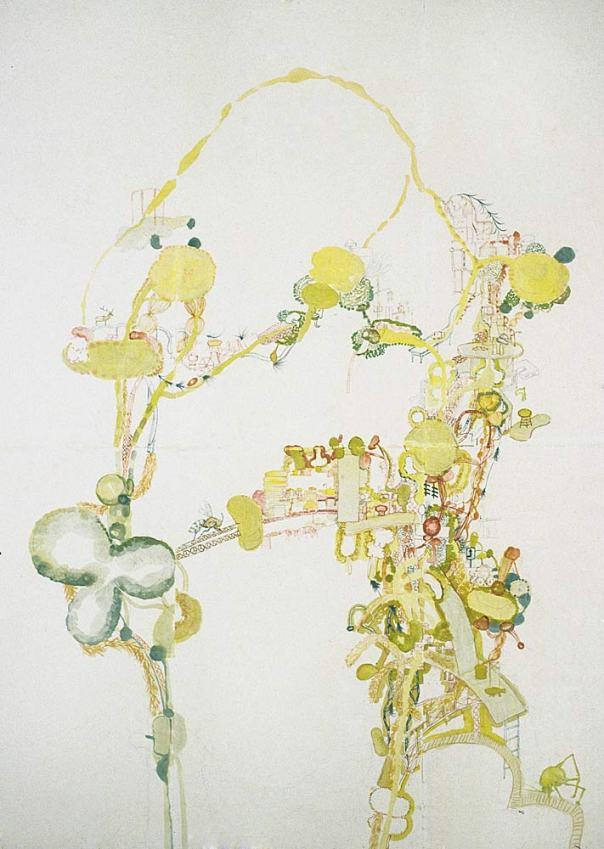 Yun-Fei Ji painting 03