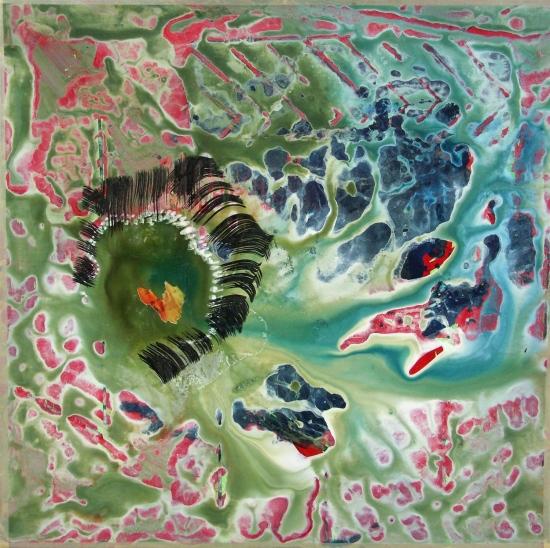 Ann-Kristin Hamm painting 01