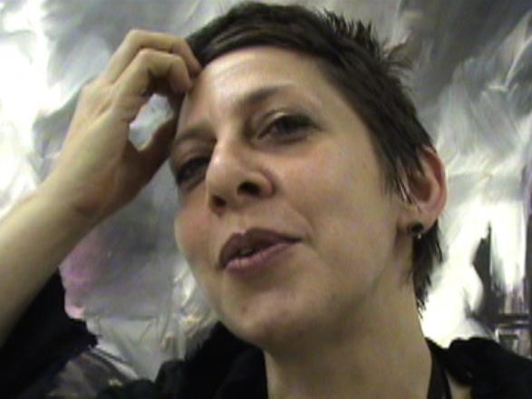 Joy Garnett artist