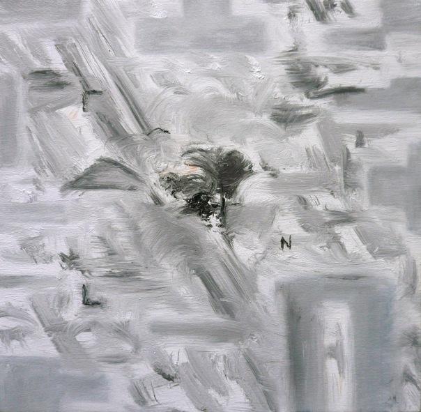 Joy Garnett painting 2011
