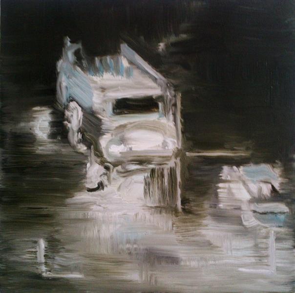 Joy Garnett painting 2012