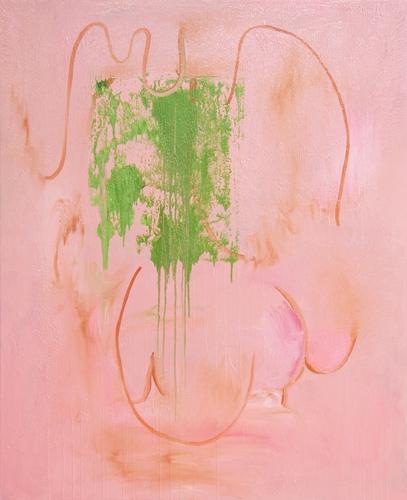 Ralf Dereich painting