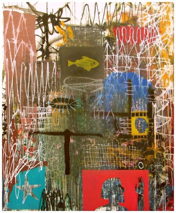 Rodney Artiles painting 00