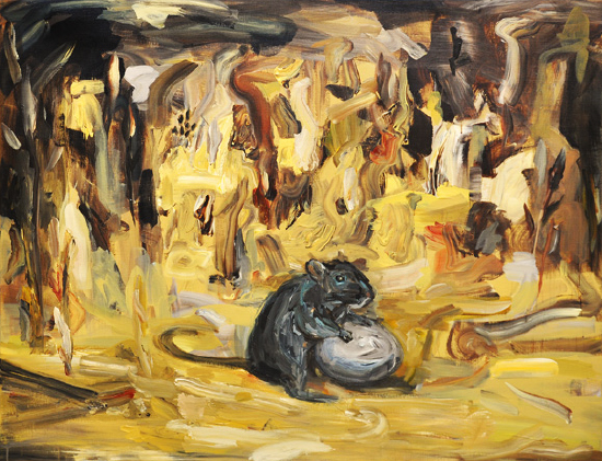 Sako Kojima painting 000