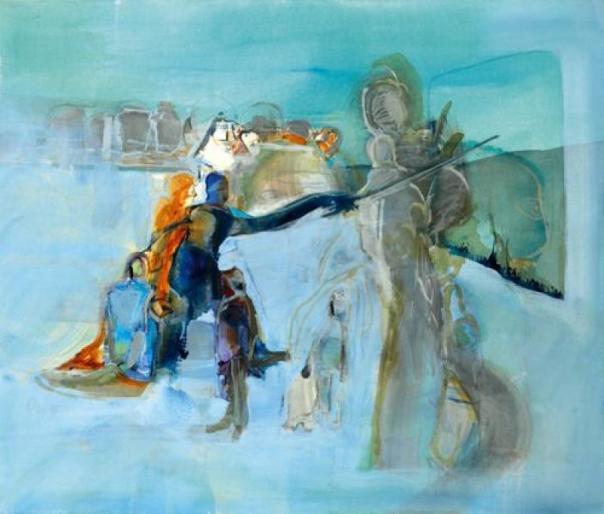 Clemens Kaletsch painting 0000