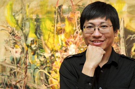 Ian Woo artist