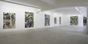 Johannes Lotz @ Galerie Michael Janssen