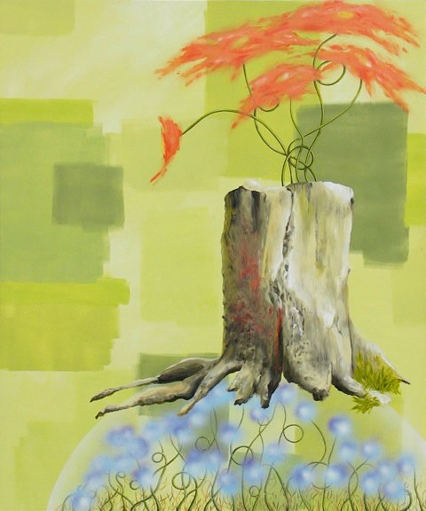 Lisa Adams painting 01