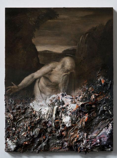 Nicola Samori peinture
