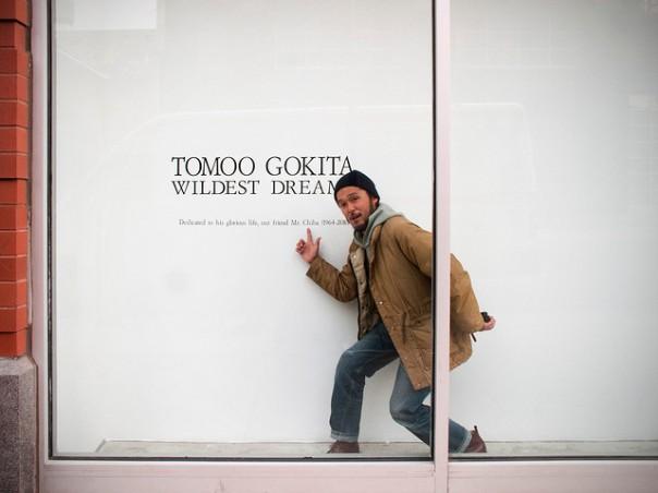 Tomoo Gokita artist