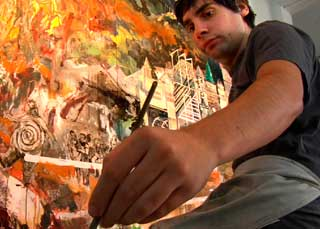 Hernan Bas artist
