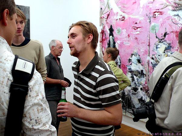 Lars Teichmann artist