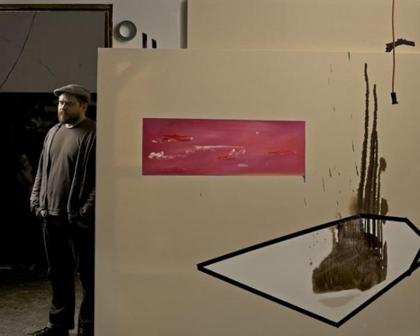 Trevor Kiernander artist