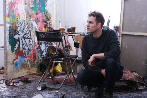 Emil Holmer artist