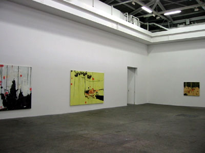 Graeme Todd installation view