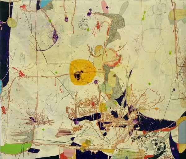 Graeme Todd painting
