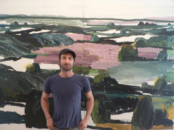 Guy Maestri portrait artist