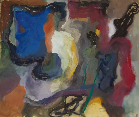 Ida Ekblad painting 02