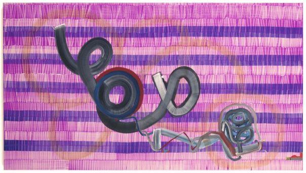 Juan Uslé painting 02