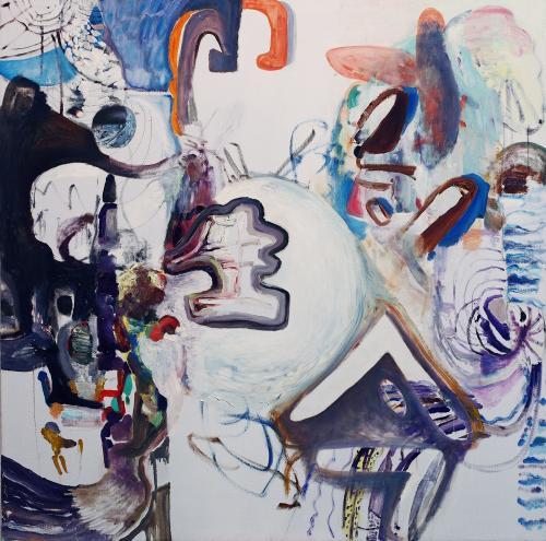 Siri Kollandsrud painting
