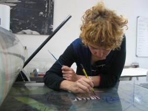 Trasi Henen artist