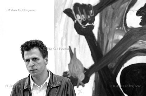 Bendix Harms, Künstler