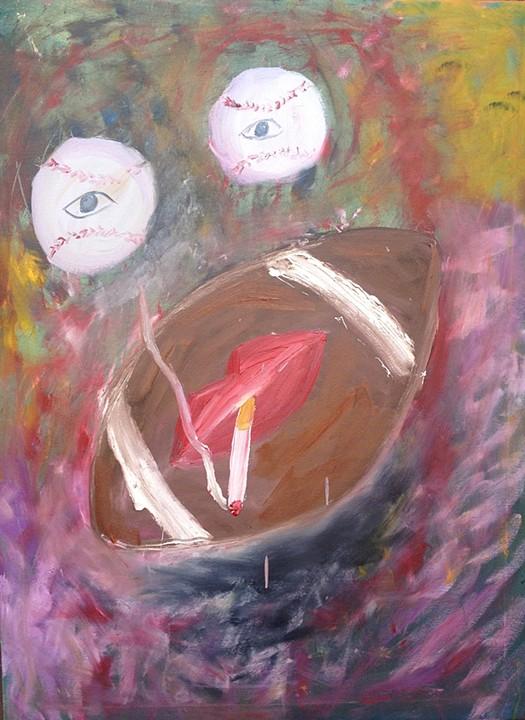Keith Boadwee art