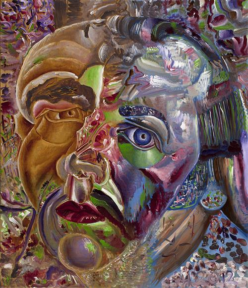 Philip Akkerman painting