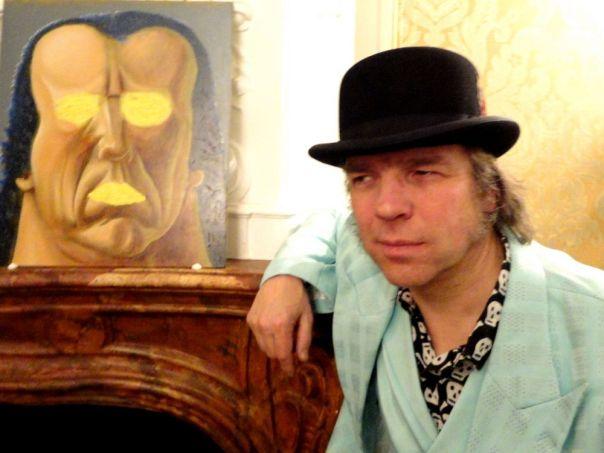 Philip Akkerman portrait artist